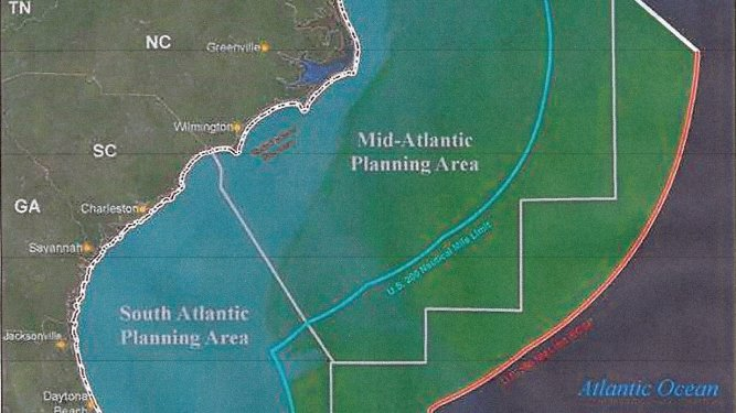New Area Opened to Offshore Oil Exploration