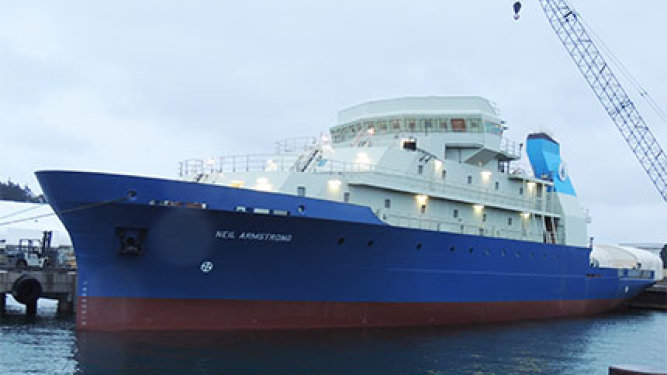 New Research Vessels to Explore Our Oceans