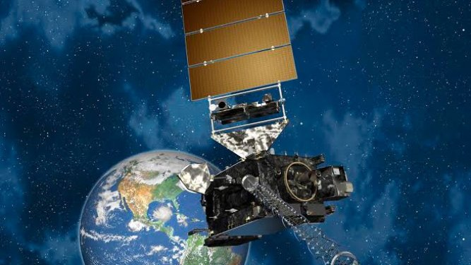 NOAA's Newest Satellite Moves East this Fall