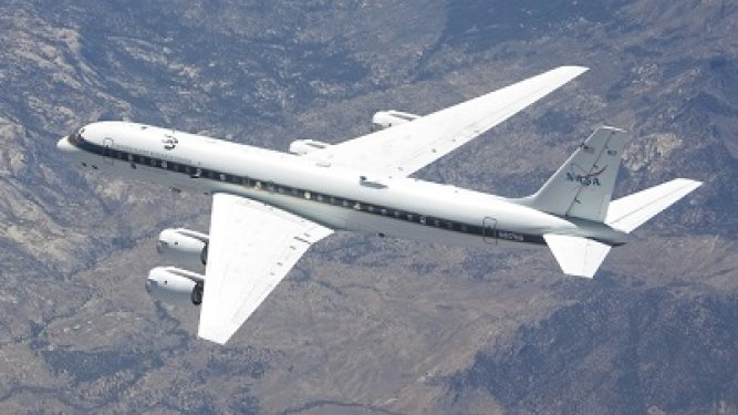 NASA to Study Climate with Airborne Campaigns