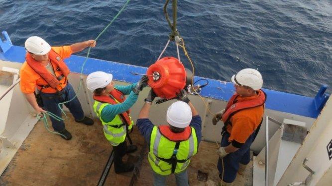 Billionaire and NOAA Partner on Project