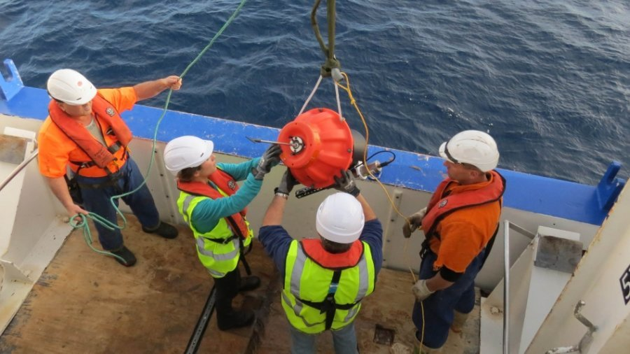 Deploying deep argo - NOAA Project