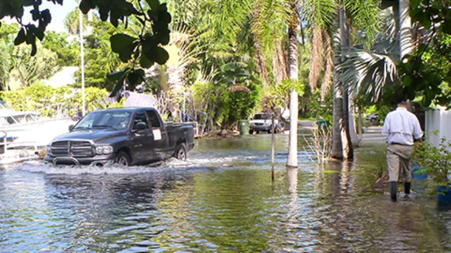 Miami King Tides