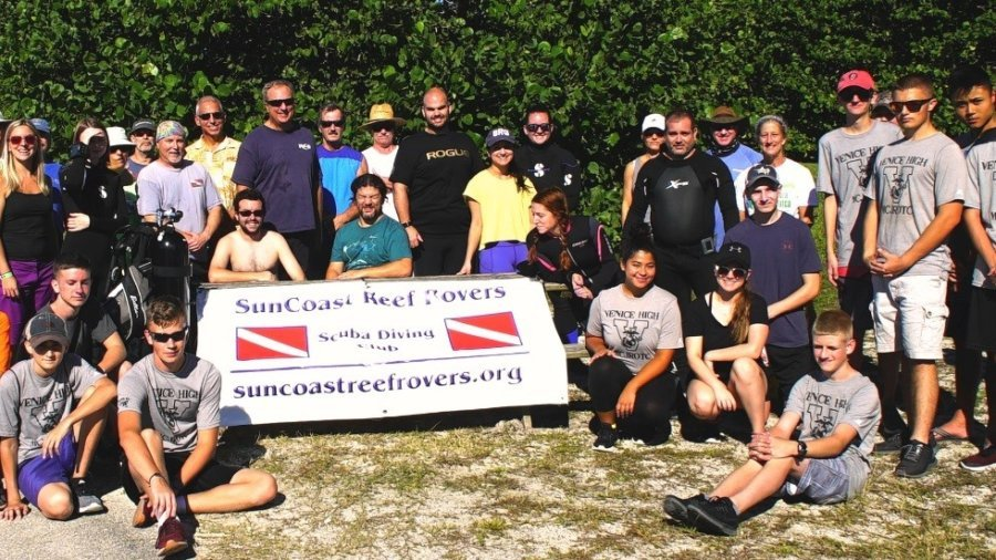 Sarasota Bay Watch cleanup