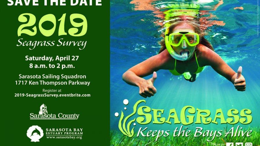 Seagrass Survey Ad