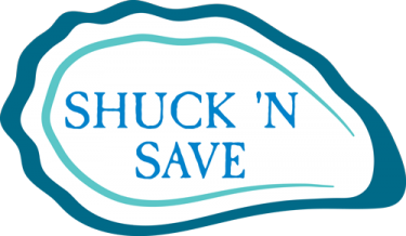 Shuck n' Save logo