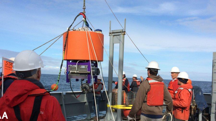 Ocean Observing Receives Funding